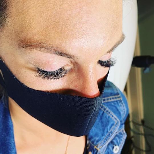 Eyelash Extensions Planet Salon and Spa