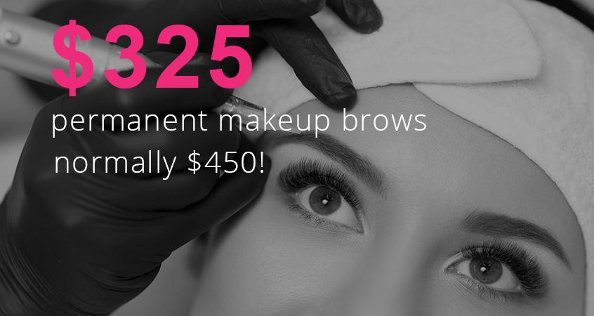 Planet Salon and Spa Permanent Makeup Services Special Lexington KY